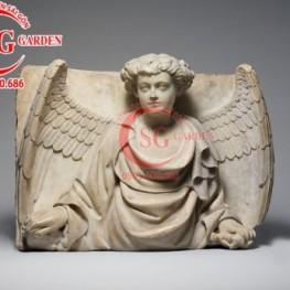 Chế Tác Tranh phù điêu thiên thần cổ điển