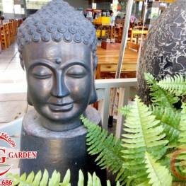Thi công cung cấp tượng đầu Phật